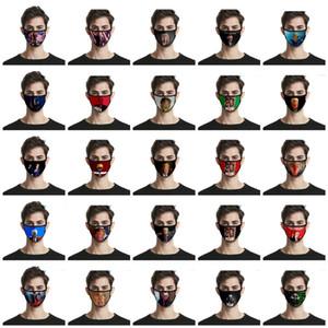 Donald 2020 Maks Élection présidentielle Trump Masque Adulte Enfant Mode Masques anti-poussière Masque 40style Designer T2I51103