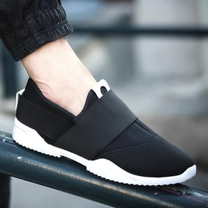 Men's set of shoes British breathable men's canvas Korean version of the trend of sports men's shoes