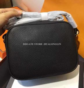 in vera pelle originale Box Alto borse borse di marca delle donne della borsa borse Cross Body Bag Sacchetti di spalla di modo