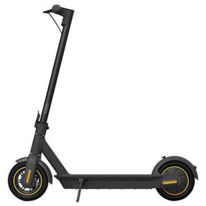 Ninebot KickScooter MAX G30Folding 전기 스쿠터 350W 모터 최대 속도 30kmh 15.3Ah 배터리 - 블랙
