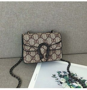 Bolsos para niños Niñas Mini princesas Pruses Fashion Classic Pattern Design Kids Chain Cross-body Bags Candly Bag