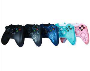 Per 5pcs Periferiche di gioco USB Microsoft Wired Controller Joystick Gamepad del video gioco con Package