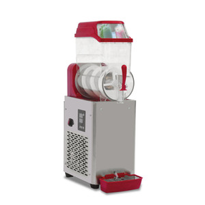 850 W Kar Eritme makinesi / çift Tank Rüşvet Makinesi / Soğuk Içecek Makinesi / Smoothies Granita Makinesi / Kum buz makinesi