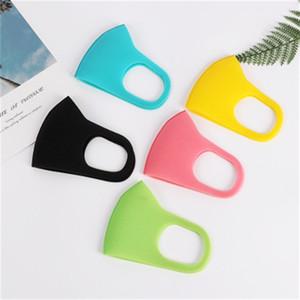 Máscaras de Venta Directa color protege la boca Respiradores Los niños enfrentan la seguridad de la máscara del polvo anti buena calidad al por mayor 6HL H1