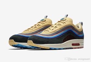 2018 Release 97 Sean Wotherspoon x 1/97 VF SW Hybrid Man DamenRunningschuhe Cordurgen Rainbow Authentic Sneakers Sport mit OG Box