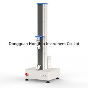 WDW-01 Professional Supplier Servo Motor Computer Controlling Universal Testing Machine , Tensile Testing Machine With Good Quality