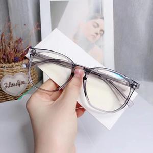 Calidad 8931Crystal colorido anti-Bluelight GlassesFrame 51-19-142 UV400 Ligera en vidrios de los anteojos recetados bluelight Anti-pantalla