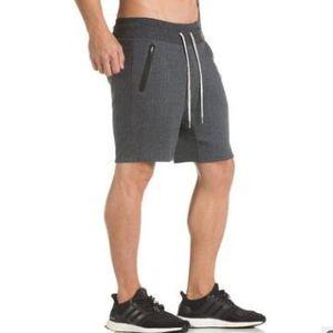 2019 neue design Mens Casual Sommer Shorts Jogginghose Männlichen Fitness Bodybuilding Workout Mann Mode Kurze hosen mit M-2XL