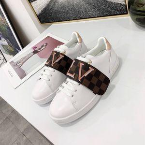 Damenschuhe FRONTROW Sneakers Fashion Luxury Designer Damenschuhe 2019 Brand Fashion Luxury Designer DamenschuheLuxus-Freizeitschuhe