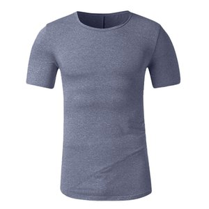 Mens Designer Tshirt Casual Round Neck Summer Hot Style Short Sleeved Mens T-shirt Teenager Male Tee