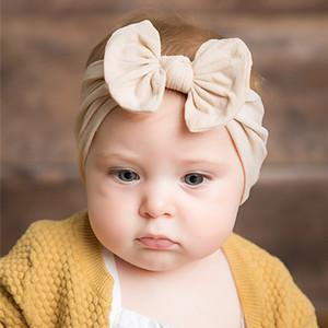 INS الأوروبية والأمريكية الألوان طفل حلوى القوس عقال طفلة أنيقة أقواس الشعر مصمم الاكسسوارات عقال FJ360