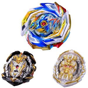 The Latest Gold Beyblade Burst Toy Arena with No Launcher and Box Bey blade Metal Fusion God Spin Top Bey Blade Toy Boy Gift