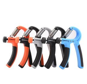 DHL 5-60Kg Adjustable Heavy Gripper Fitness Hand Exerciser Grip Wrist Training Increase Strength Spring PinchFinger Carpal Expander fy6206