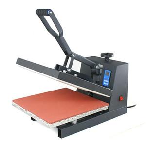 Автоматическая Открытая плоская сублимация сублимация футболки камень теплопередачи пресс печатная машина теплопередачи пресс машина для футболки