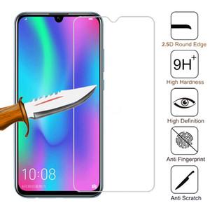 Huawei Honor 9X / 9X PRO 2019 / Huawei P SMART PRO 2019 Screen Protector 2.5D ronde bord 9H haute dureté Usine de gros