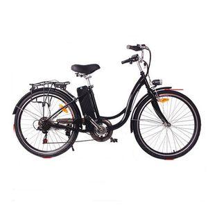 26 inç elektrikli bisiklet 7 hızlı bisiklet Çıkarılabilir lityum pil elektrikli bisiklet bisikletleri olarak çift