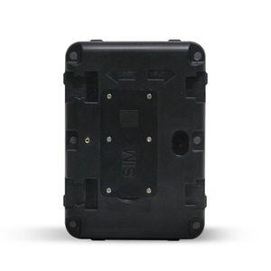 RF-V34 Solar GPS LBS WiFi Tracker 9000mAh сигнализация Водонепроницаемая с воротником для собак коровы Sheep Free APP