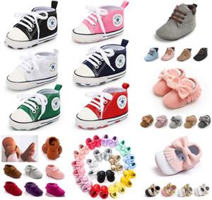 Bebek Erkekler Kızlar Sneaker Ayakkabı Bebek Prenses Ayakkabı İlk bebek yenidoğan yürümeye başlayan çocuk için Prewalker Beşik Ayakkabı yürüyüşe çıkaranlar