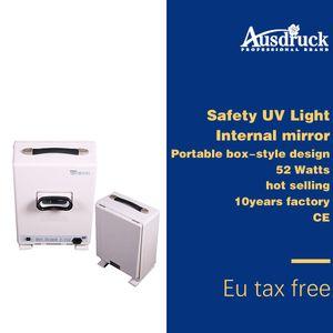 Máquina da análise da pele da luz UV da segurança DIAGNÓSTICO do ANALISADOR do SCANNER da PELE para o tratamento facial da condição de pele Equipamento portátil do salão de beleza