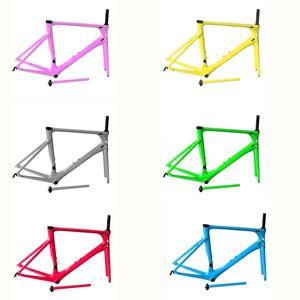 Top Carbon bike frame UD BB92 carbon Bicycle frame road Di2 and Mechanism 50 53 56 frameset bike EARRELL XDB free customs