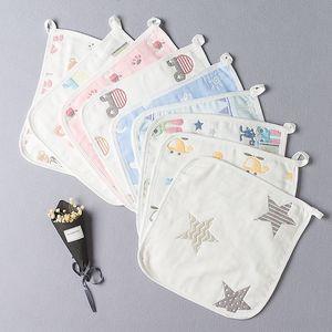 принадлежности ребенка марлю тряпичные детей слюна лицо ребенка носовой платок полотенце Duster ткань полотенце