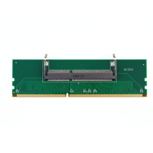 DDR3 Laptop SO-DIMM to Desktop DIMM Memory RAM Connector Adapter DDR3 New adapter of laptop Internal Memory to Desktop RAM