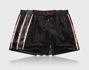 Strandhosen neue Art und Weise Mens schließt beiläufige Solid Color Board Shorts Männer Sommer-Strand-Badeshorts Männer Sport A1