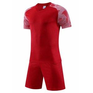 Nuova vendita calda di alta qualità di asciugatura rapida Jersey di calcio della squadra stampa personalizzata Numero Nome e Logo della squadra di calcio del corredo di un elemento grafico