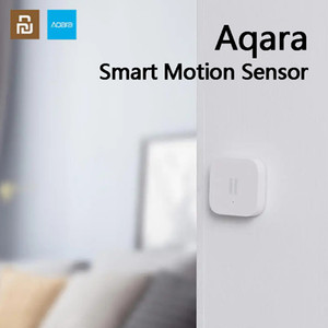Youpin Original Aqara Smart Motion Sensor Smart Home Vibration Detection Remote Alarm Work with Mijia APP From Xiaomi Eco-System 3007938