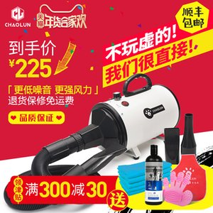 Pet Water Blower Dog Hair Dryer High Power Mute Large Dog Cat Special Dry Blowing Hair Artifact