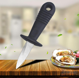 Oyster Knife Shells Opener Fresh Oyster Seafood Open Tool Scallop Knife Professional Shucking Shellfish Opener SN1512