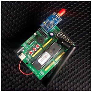 1 Satz 2 Wireless Einchip-Mikrocomputer Entwicklungsplatine für CC1101 CC1100 Lernforschung