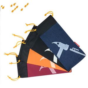 Bodennagel Hammer Taschen Zelte und Unterstände Nägel hängen Tasche verschiedene EDC Lagerung Bundle Pocket Multi Funktion tragbare 2 8tqf1