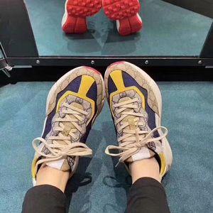 Gucci scarpe firmate stampato retrò scarpe pantofola piattaforma aerea basket sandalo Kanye epoca tripla Espadrillas sandalo diapositive 2020 nuovo Q4