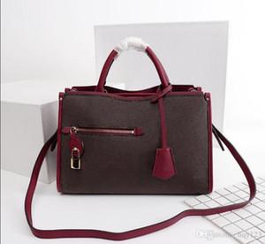 New POPINCOURT PM women Ladies handbag tote long strap M54704 N64418 bag M43462 M43463 M434 460029 luxury brown flower 419584 N41500 32cm