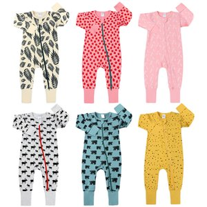 2020 Spring New Born Baby Clothes Long Sleeve Rompers Unisex Clothes Boy Rompers Kids Costume For Girl Infant Cotton Jumpsuit A10101