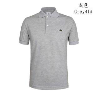 Оптовая продажа 2018 Высокое качество мужская марка хлопок поло мужчины поло ретро Досуг гольф теннис майка / мужские поло