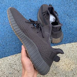 2020 hombre de la moda de diseño de lujo Kanye mujeres a correr los zapatos casuales para la estrella de la plataforma de los hombres la zapatilla de deporte blanca Desert Sage calcetín zapatillas de deporte