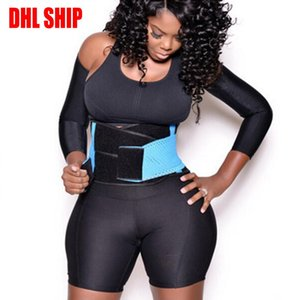 DHL ABD Gemi Artı boyutu Vücut Şekillendirici Bel Eğitmen Kuşak Kadın Doğum sonrası Göbek Zayıflama İç Giyim Modelleme Kayış Shapewear Karın Spor Korse