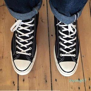 Перевозка груза падения Новый 15 цветов all размер 35-46 высокие спортивные звезды низкий топ классический холст обуви кроссовки Мужчины Женщины дизайнер туфли ручка Z07