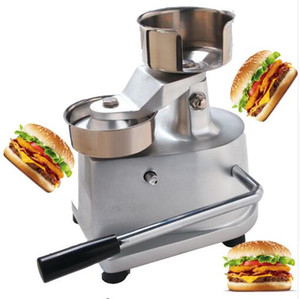 100mm 130mm manual machine household hamburger meat patty commercial use small type easy control