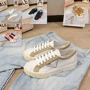 Prada Shoes 2020 xshfbcl piattaforma d'epoca sandalo scarpe firmate lusso Espadrillas scarpe da donna di marca plate-forme sandale dimensioni 35-40 scarpe di stoffa luxe
