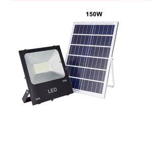 Солнечный свет потока 20W30W 50W 100W 200W прожектор Ярд лампа IP66 белый авто светодиодные солнечные лампы для сада уличного бассейна