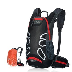Bicycle Bag Shoulder Backpack Ultralight Sport Riding MTB Hydration Backpack 15L Bike Bicycle Cycling Backpack,no Water Bag