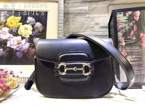 классический режим Высокое качество натуральная кожа Horsebit сумка Сумка наплечные сумки дизайнерские сумки tote седло пряжка pures откидная крышка женские сумки