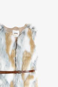 Coton Kids Ecru Child Vest