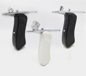 Maquiagem Airbrush Kit Pulverizador para Beleza Cosméticos Airbrush Pen Air Brush Spray de Pele Facial Ferramenta de Decoração LJJK1632