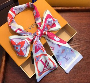 our Seasons General wild silk small square silk scarf multi-functional small gifts wholesale activities stewardess Accessories