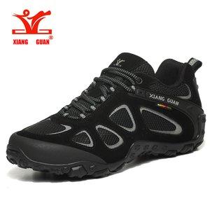 Высокое качество Мужская обувь Походные Новый бренд Открытый для мужчин Спорт Прохладный Trekking Mountain Женщина восхождение Спортивного Mens Trainers