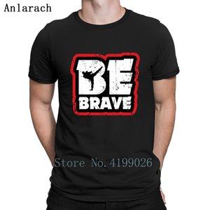 Be Brave Karate Gift Christmas Birthday Kids T Shirt Clothing Spring 2019 Creative Hip Hop Shirt Websites Fashion Round Collar